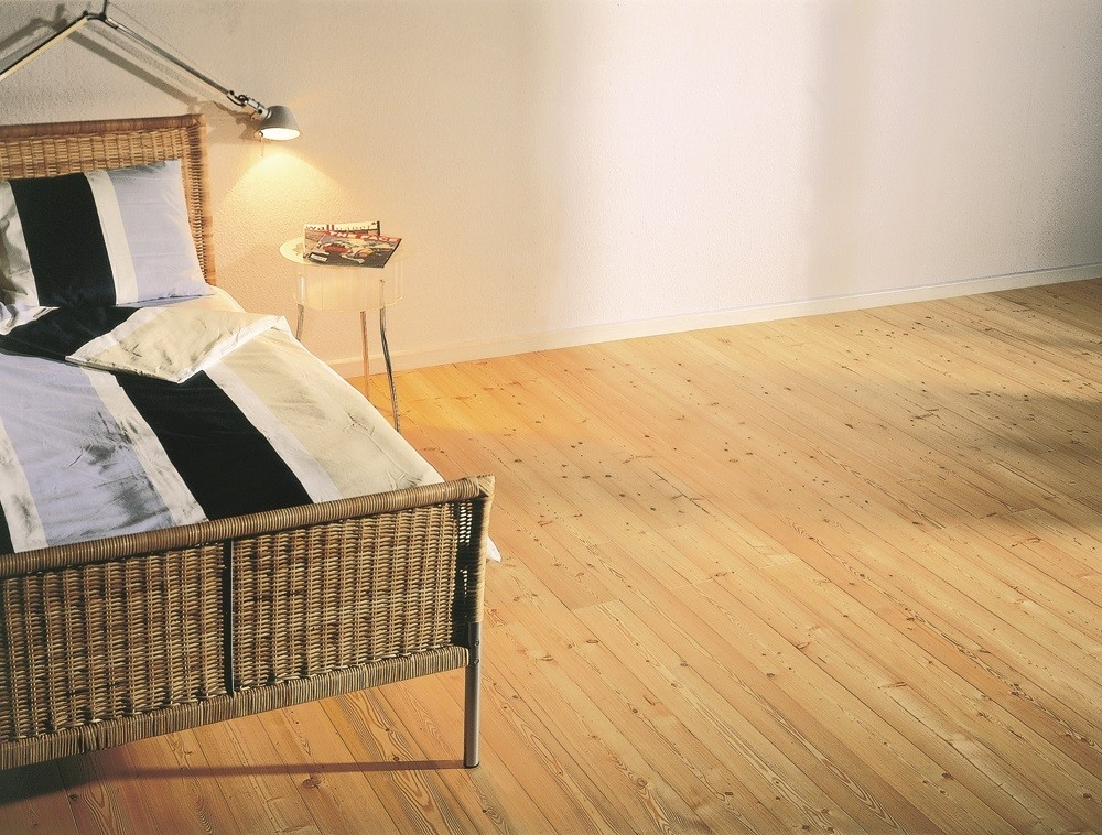 Podlaha, fasáda nebo terasa ze sibiřského modřínu znamená pozitivní energii