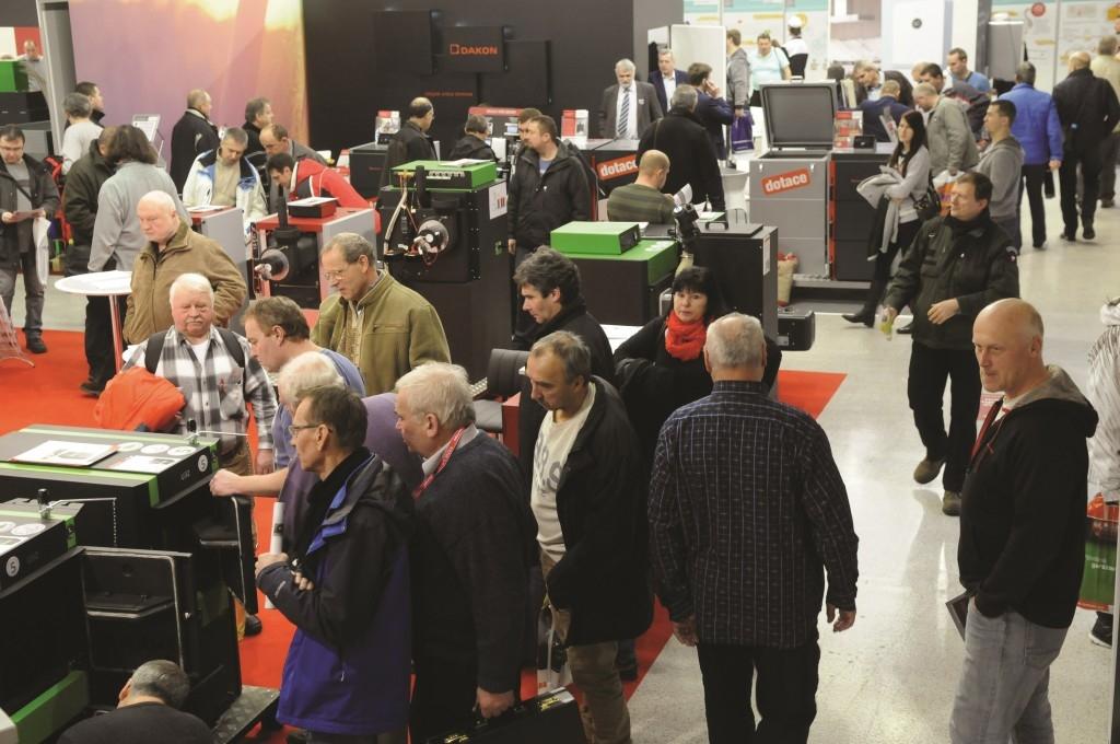 Dvacáté páté pokračování mezinárodní výstavy Infotherma