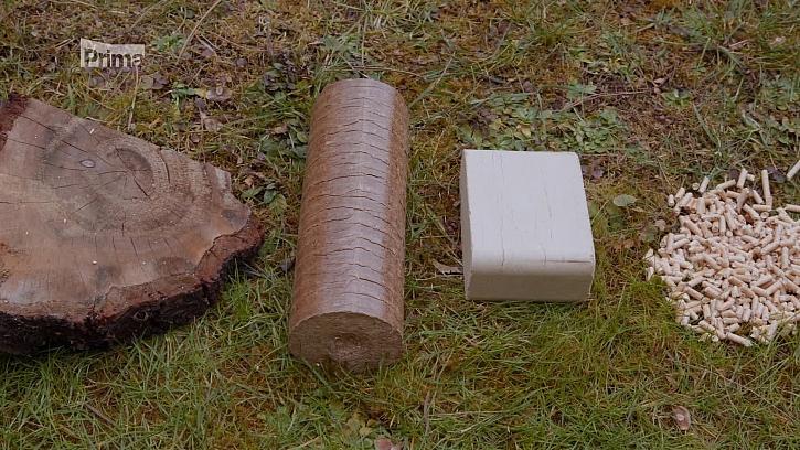 Výběr kotle na biomasu