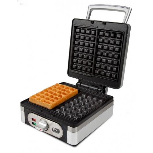 DOMO Vaflovač 4x7 s termostatem - edice Piet
