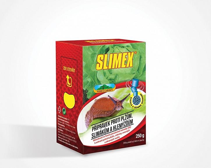 Slimex: Hubení slimáků