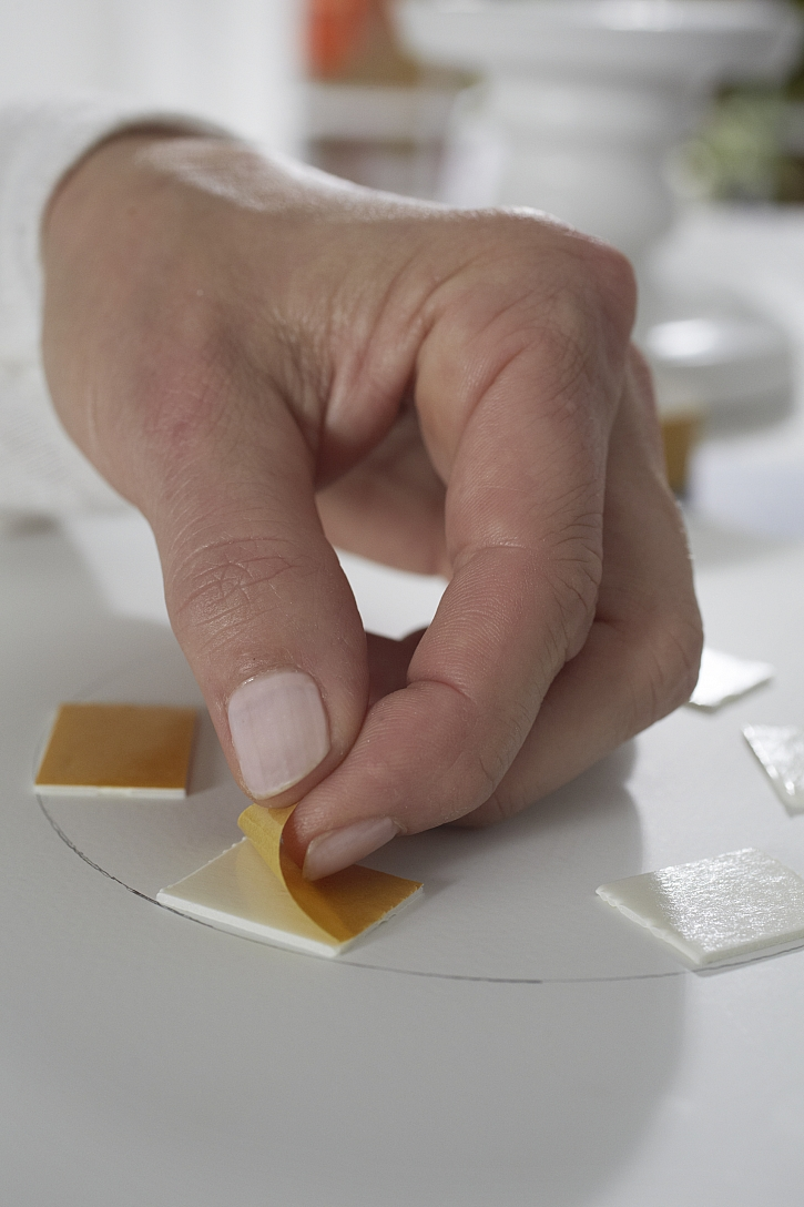 Sejmutí papírové ochrany