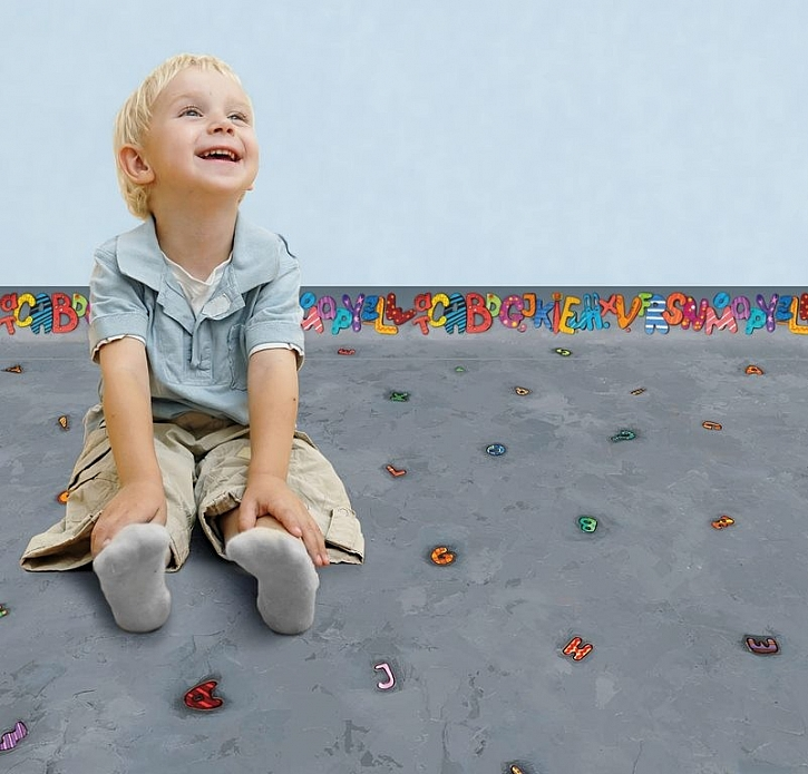 Obrázková kolekce do dětských pokojů