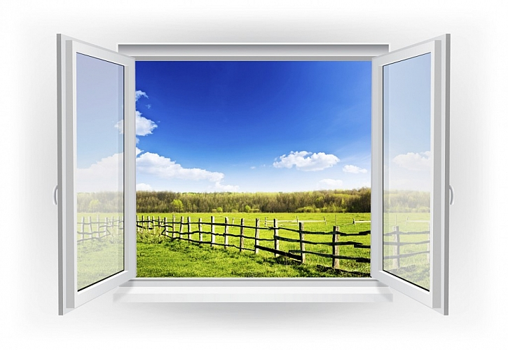 Jak se o nová okna starat