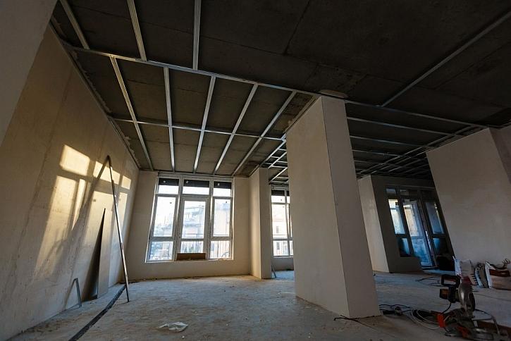 Takto rozsáhlá rekonstrukce bude vyžadovat stavební povolení