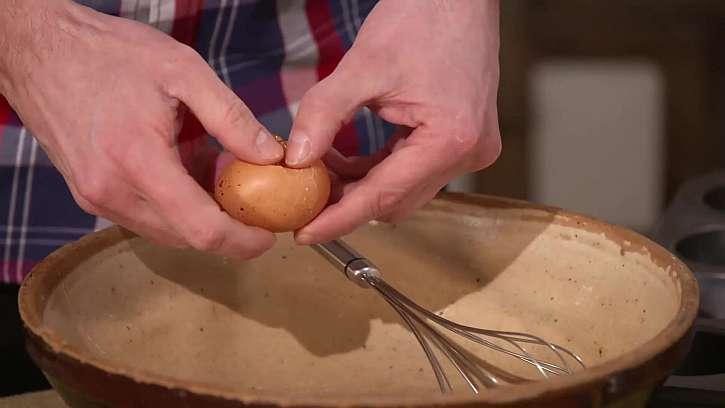 Syrové vajíčko