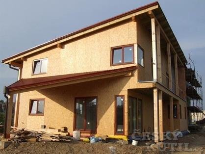 Montovaná dřevostavba