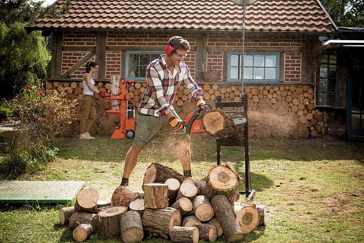 Nejlepší pomocníci na přípravu dřeva