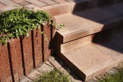 Vybrané palisády a schodiště