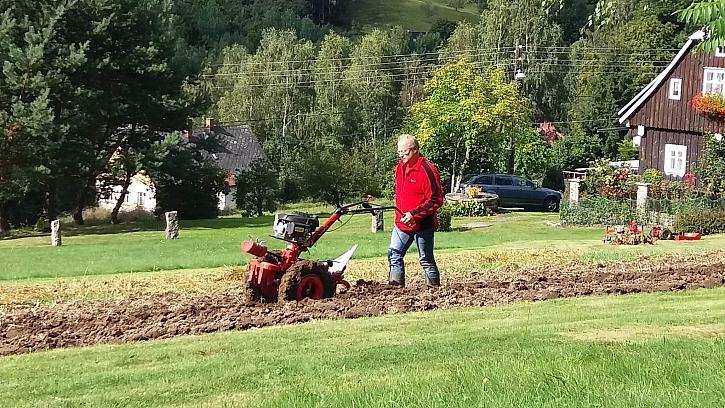 Příprava půdy
