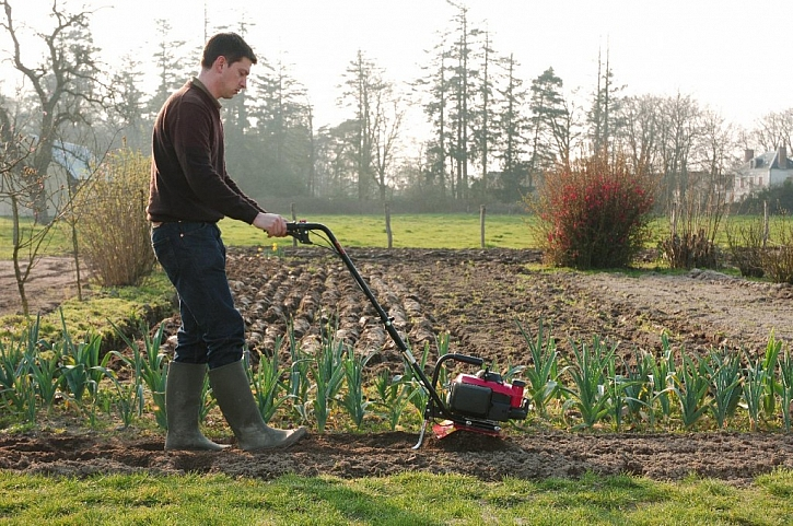 Celoroční péče o zahradu se zahradní technikou jde snadno i bez mozolů a bolavých zad