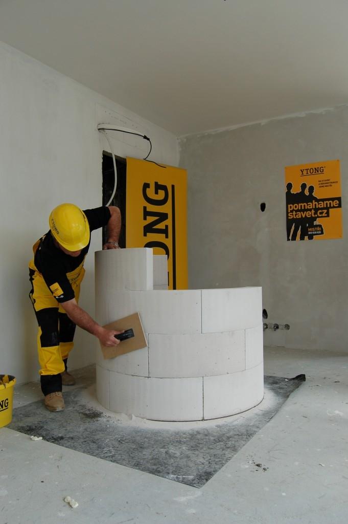 Ytong spustil nové prezentace nejen pro stavebníky