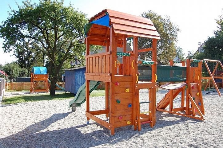 Dětská hřiště Jungle Gym