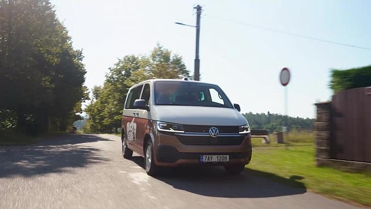 Campingová vestavba pro VW Multivan (Zdroj: Prima DOMA)