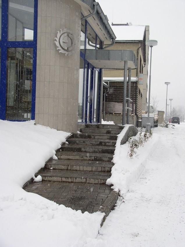 Ochrana proti sněhu ZAPNUTO