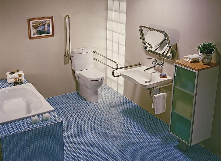 Mio_bezbariérová koupelna
