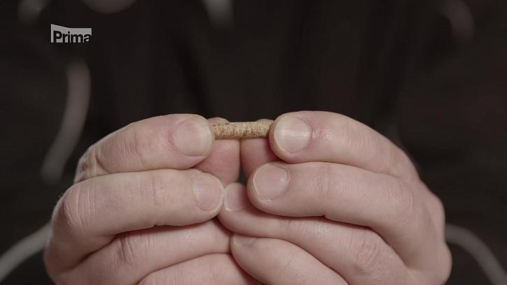 Dřevěná peleta