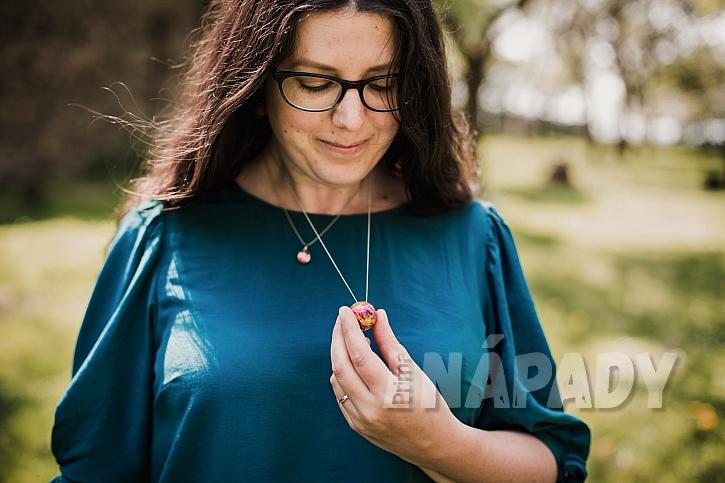 Autorka šperků Katka Loukotová