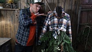 Vánoční panna: Návod na vychytanou sváteční dekoraci