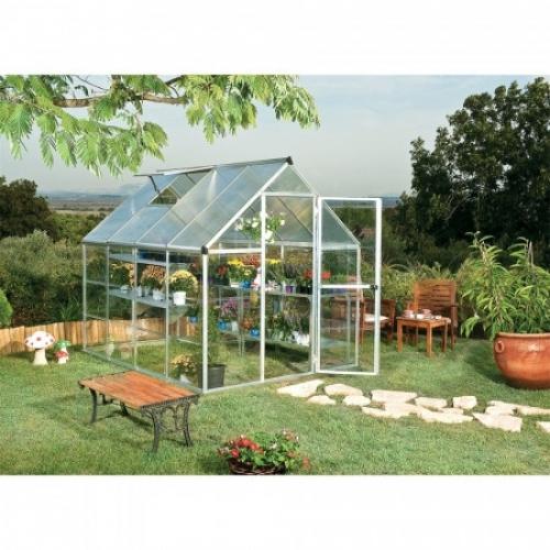 Palram hybrid 6x8 polykarbonátový skleník