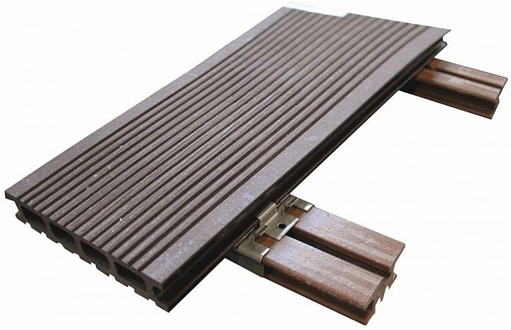 Pokládka WPC terasových prken