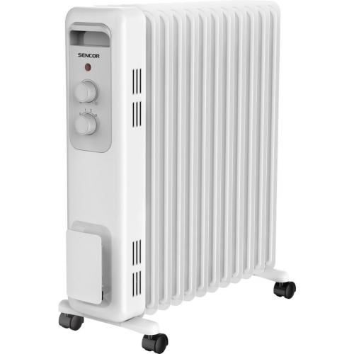 SENCOR SOH 3211WH olejový radiátor bílý