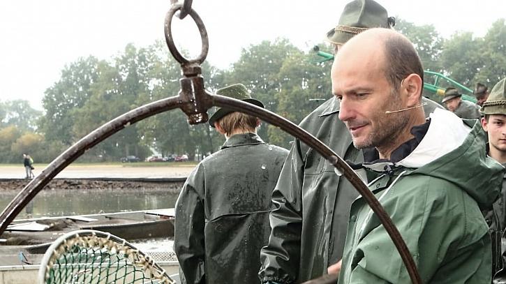 Vypravte se s Gondíky na výlov rybníku Rožmberk