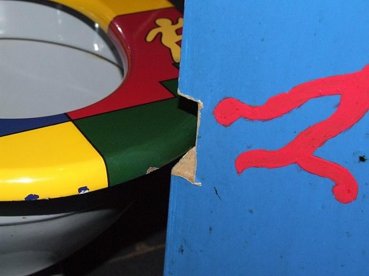 Antikutil - záchody a vozíky