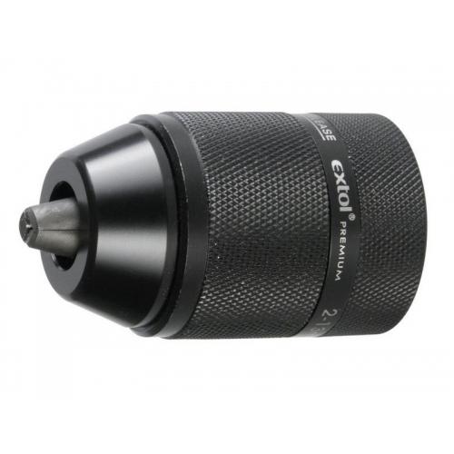 EXTOL PREMIUM hlava rychloupínací sklíčidlová 1,5-13mm 8898006