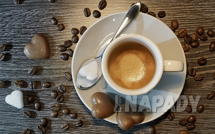 Oslazená káva