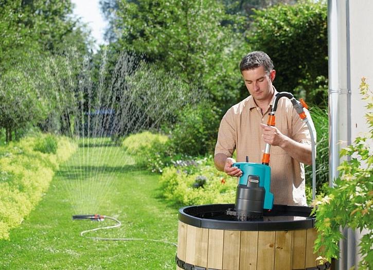 Využívejte vlastní vodní zdroje