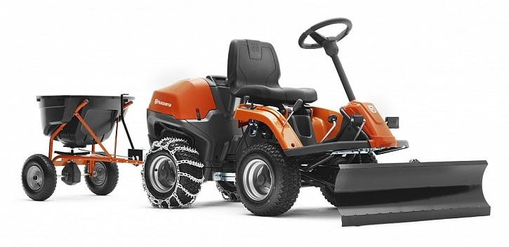 Tipy na traktory a ridery od značky Husqvarna, které vám budou cenným pomocníkem po celý rok:
