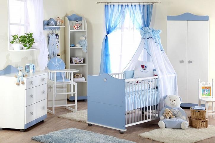 Tip č. 2: Základem je stabilní nábytek a kvalitní materiál