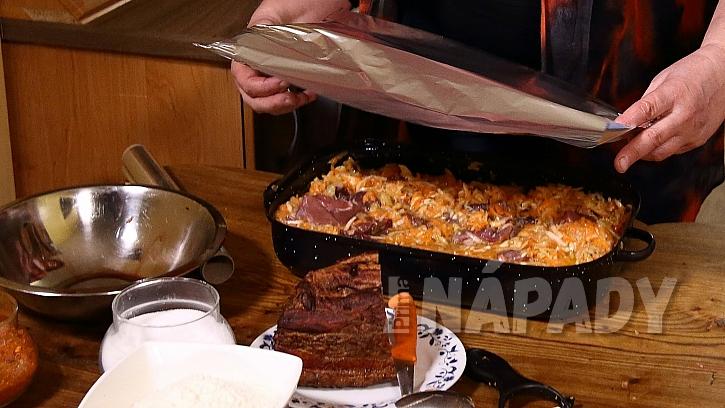 Svíčková se zvěřinou: dančí maso pečeme