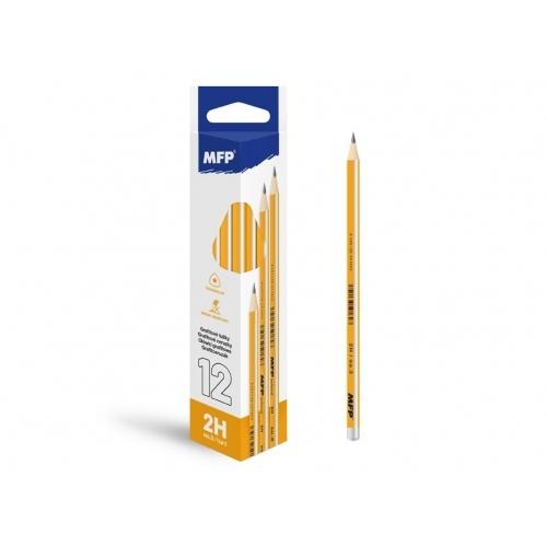 MFP tužka M č.3 triangular