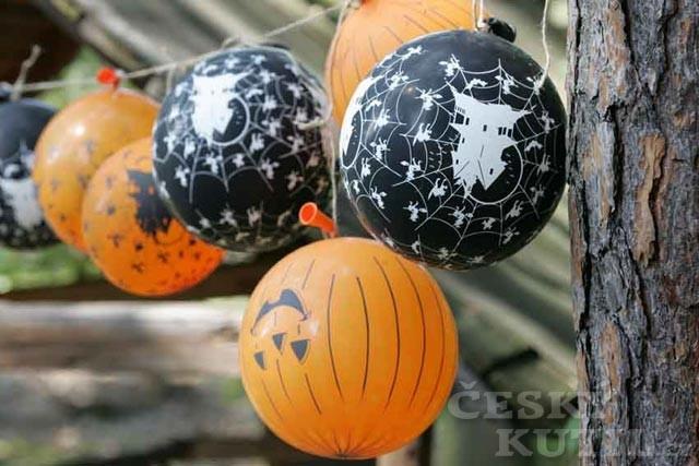 Party ve stylu Halloween – tipy