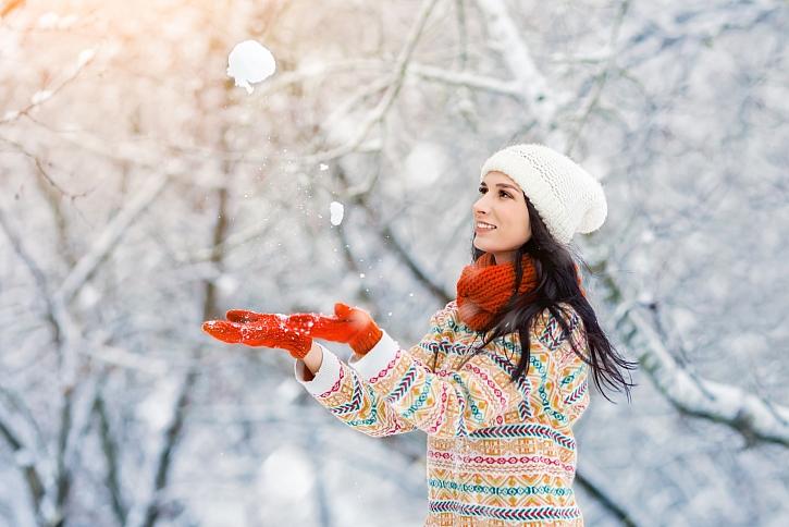 Péče o pleť v zimě je důležitá pro každého z nás (Zdroj: Depositphotos)