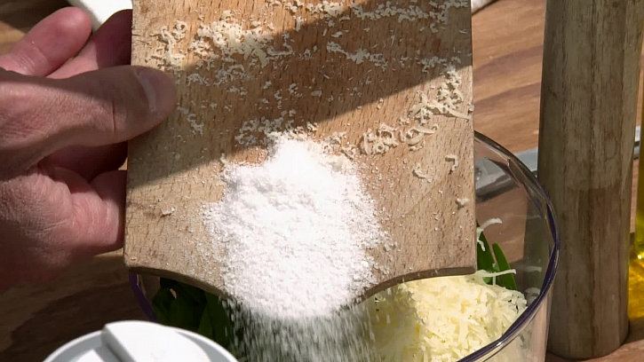 Přisypte dostatek soli