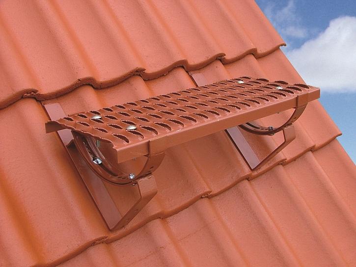 Pochůzný systém od HPI-CZ zajistí bezpečnou údržbu střechy