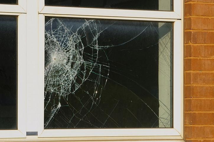 U plastového okna je také možné vyměnit jenom sklo