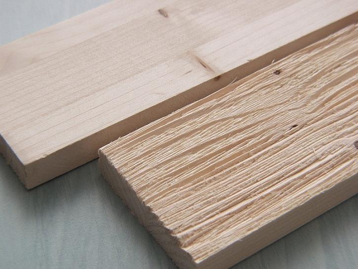 Návod na drásání dřeva