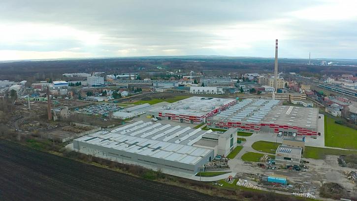 Exkurze ve výrobním závodě Alcaplast