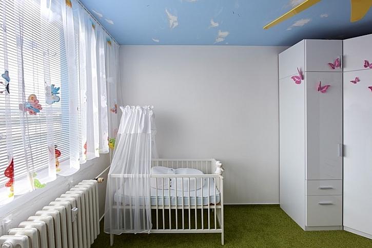 Proměna dětského pokoje s Rigips