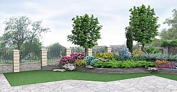 Nepodceňujte plánování zahrady a poraďte se s odborníky
