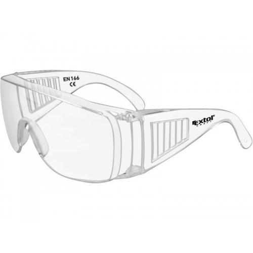 EXTOL CRAFT Brýle ochranné polykarbonát, čiré