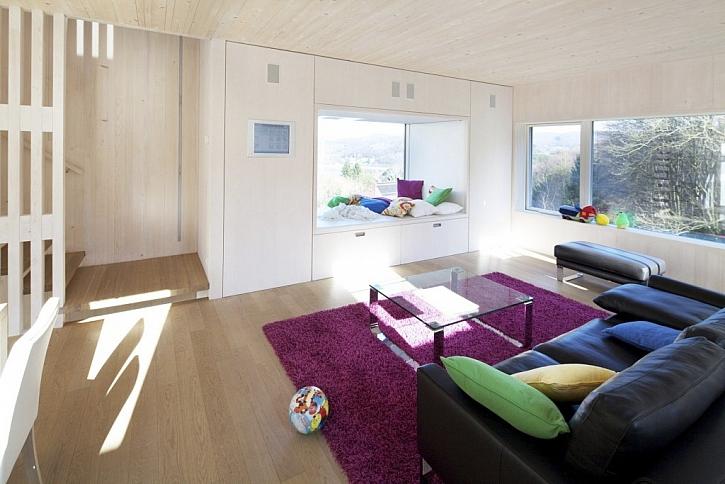 Pohodlný a energeticky efektivní dům