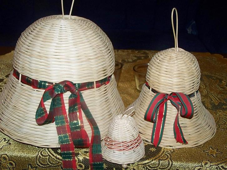Vánoční ozdoby a dekorace od čtenářů – fotogalerie