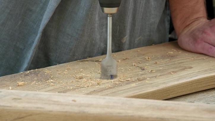 Hloubání do dřeva