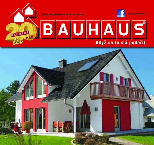Bauhaus nabízí svoji pomoc postiženým povodněmi