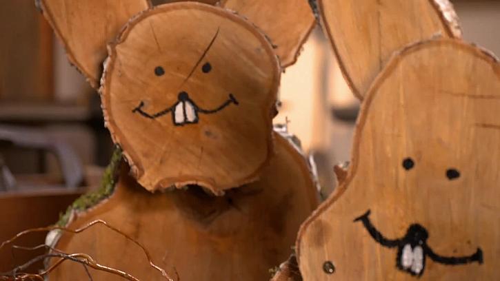 Jak vyrobit vychytané velikonoční zajíčky